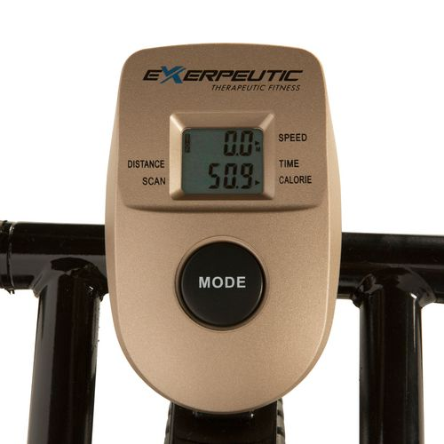 Exerpeutic GOLD XL9 Aero Elliptical and Exercise Bike Dual Trainer - view number 4