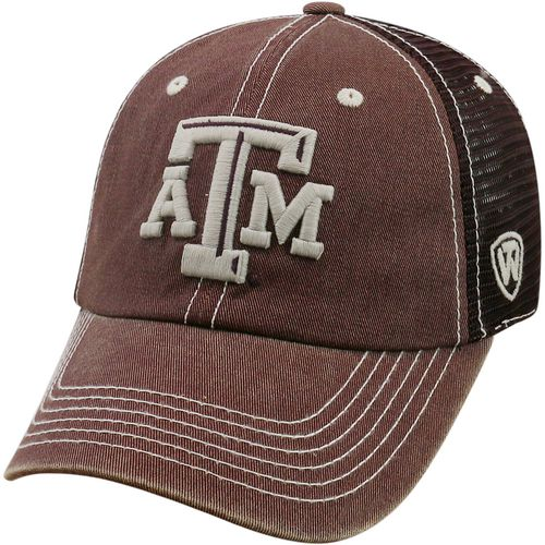 Top of the World Men's Texas A&M University Crossroads 1 Cap