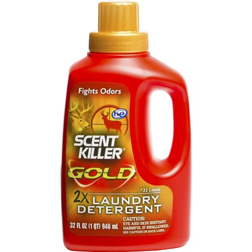 Display product reviews for Wildlife Research Center® Scent Killer Gold 32 oz. Laundry Detergent