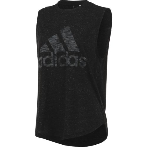 adidas Women's Winners Muscle Tank Top - view number 3