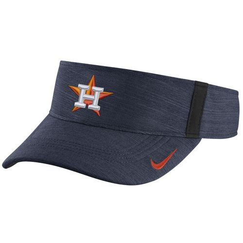 Nike Men's Houston Astros Aerobill Adjustable Visor