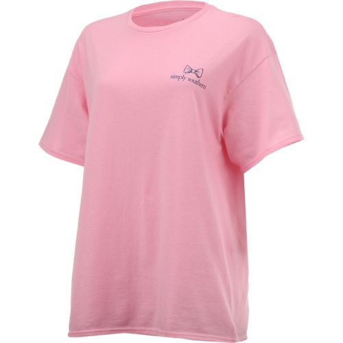 Simply Southern Women's Boat T-shirt - view number 3
