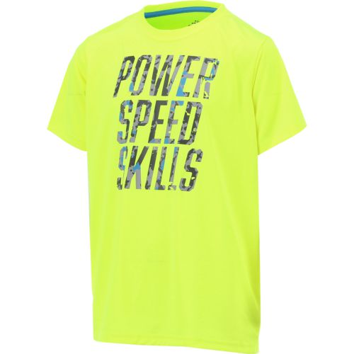 BCG Boys' Power Speed Skills Short Sleeve T-shirt - view number 3