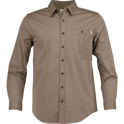 Magellan Outdoors Men's Woodlake Solid Twill Top - view number 1