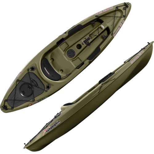Sun Dolphin Journey 10 ft Fishing Kayak - view number 1