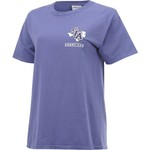 New World Graphics Women's Stephen F. Austin State University Comfort Color Puff Arch T-shirt - view number 3