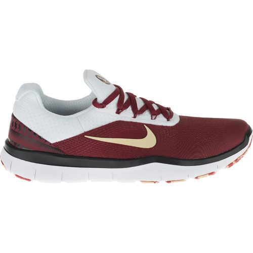 Nike Men's Florida State University Free Trainer V7 Week Zero Team Training Shoes