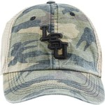 Top of the World Men's Louisiana State University Declare 2-Tone Adjustable Cap - view number 1