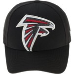 New Era Women's Atlanta Falcons Glitter Glam 9FORTY Cap - view number 1