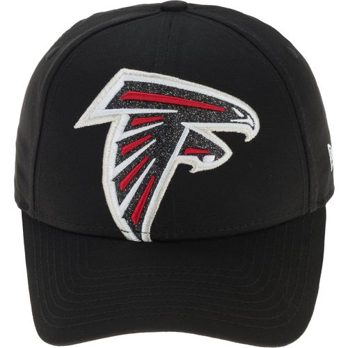 New Era Women's Atlanta Falcons Glitter Glam 9FORTY Cap