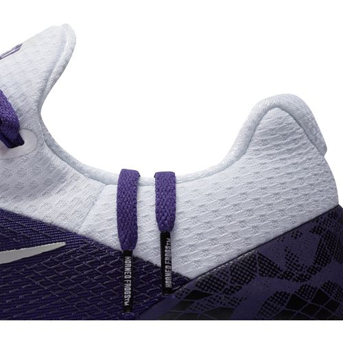Nike Men's Texas Christian University Free Trainer V7 Week Zero Training Shoes - view number 7