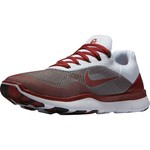 Nike Men's University of Oklahoma Free Trainer V7 Week Zero Training Shoes - view number 2