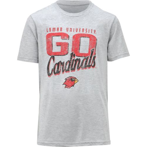 Gen2 Boys' Lamar University Rally Antheme T-shirt