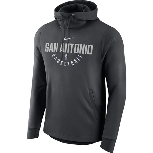 Nike Men's San Antonio Spurs Therma Hoodie