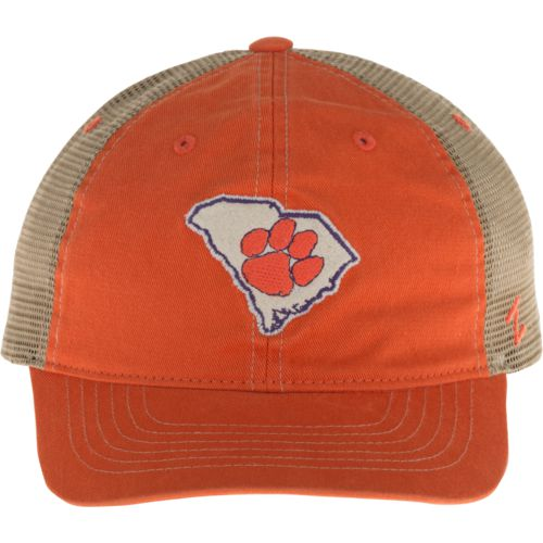 Zephyr Men's Clemson University Turnpike State Cap