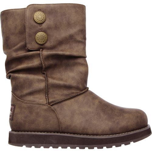 Display product reviews for SKECHERS Women's Keepsakes Leatherette Boots