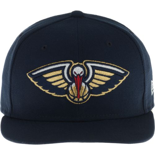 New Era Men's New Orleans Pelicans 9FIFTY Basic Cap