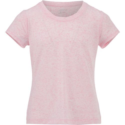 Display product reviews for BCG Girls' Lifestyle Crew Slub T-shirt
