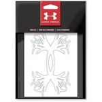 Under Armour 6 in Antler Logo Decal - view number 1