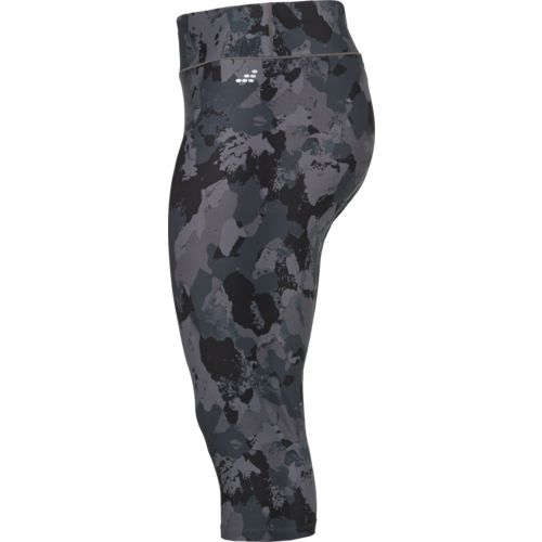 BCG Women's Athletic Printed Plus Size Capri Pants - view number 6