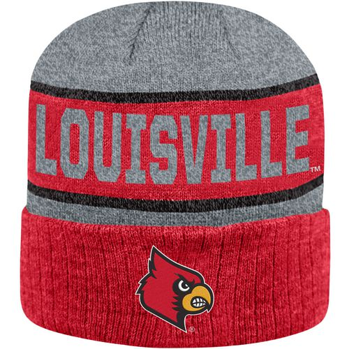 Top of the World Men's University of Louisville Below Zero Cuff Knit Hat