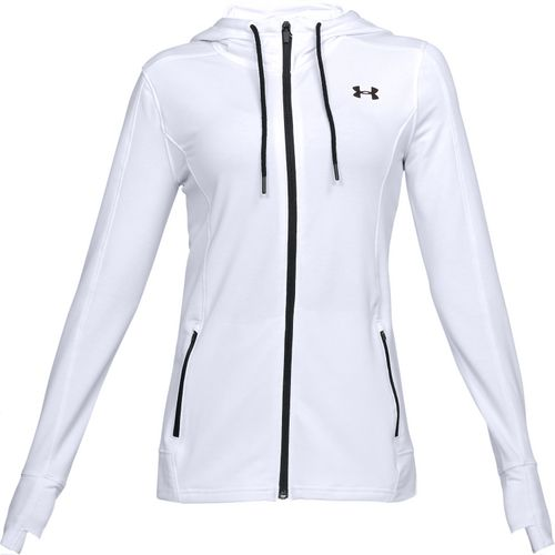 Under Armour Women's UA Tech Terry Full Zip Hoodie