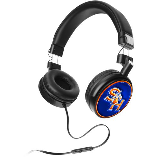 Mizco Sam Houston State University 4D Logo Headphones