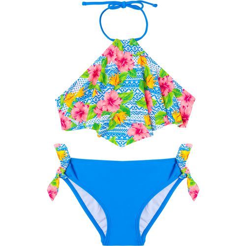 O'Rageous Girls' Tropic Wonder 2-Piece Bikini - view number 1
