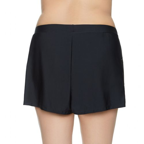SE Rose Co. Women's Malibu Solid Plus-Size Swim Short - view number 2