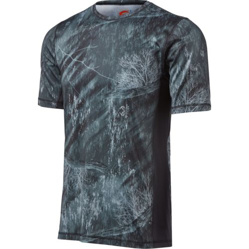 O'Rageous Men's Realtree Short Sleeve Rash Guard - view number 2