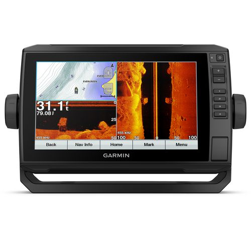 Display product reviews for Garmin ECHOMAP Plus 93sv Sonar/GPS Chartplotter Combo
