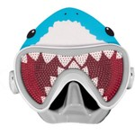 SwimWays Kids' Funny Face Swim Mask - view number 8