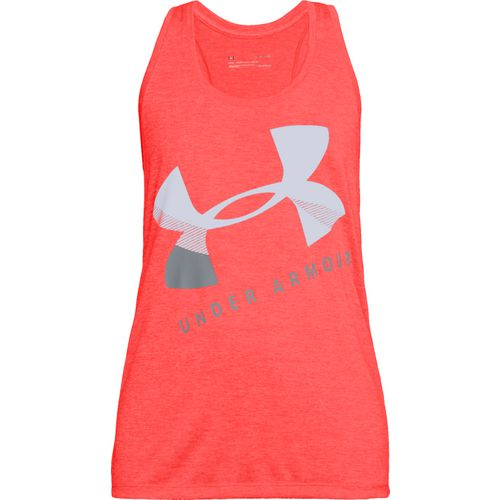 Display product reviews for Under Armour Women's Tech Graphic Twist Tank Top