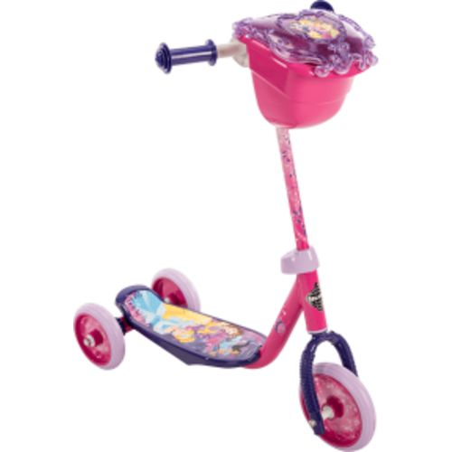 Huffy Girls' Disney Princess 3-Wheel Scooter
