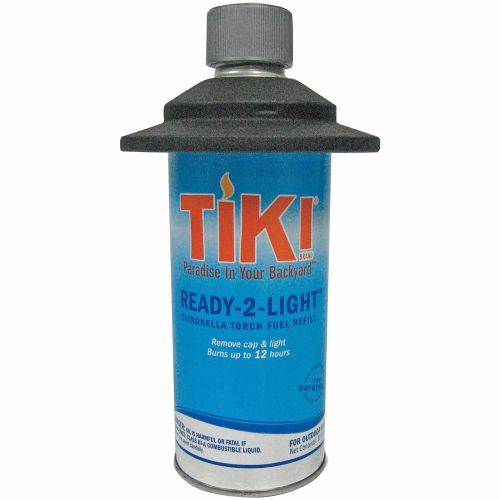Tiki® Ready 2 Light® 12 oz. Citronella Torch Oil
