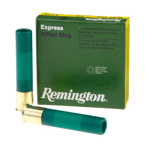 Display product reviews for Remington Slugger 410 Gauge Rifled Slugs
