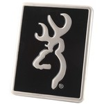Browning Buckmark Metal Hitch Cover