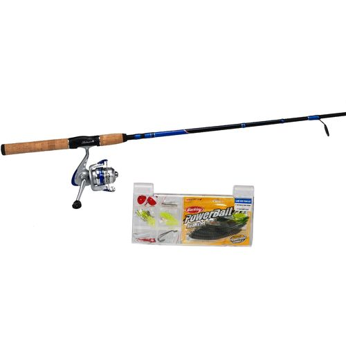 Shakespeare® Catch More 6' Freshwater Spinning Rod and Reel Combo