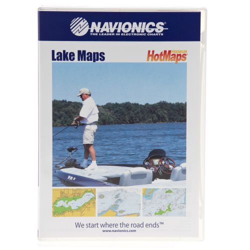 Image for Navionics HotMaps Premium Eastern Region Map Software from Academy