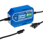 Rally Quick Charge 12V 2 Amp Battery Charger and Maintainer