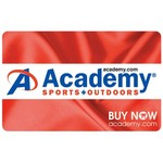 Academy Bulk Gift Card - Red