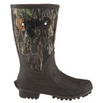 Game Winner® Kids' Jersey Knee Insulated Rubber Boots