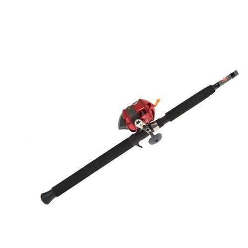 "Zebco Coastal Conservation Association Inshore 6'6"" M Saltwater Spincast Rod and Reel Combo"