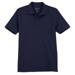 Austin Clothing Co.® Men's Short Sleeve Performance Piqué Polo Shirt
