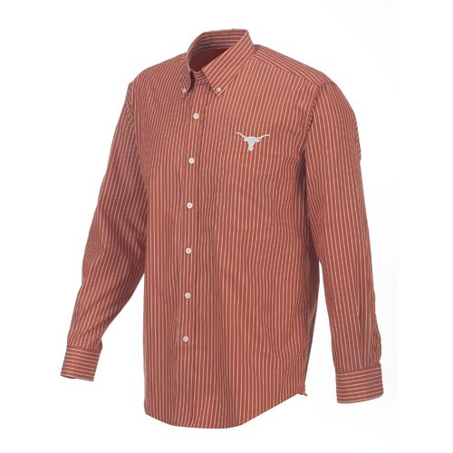 Antigua Men's University of Texas Dress Shirt
