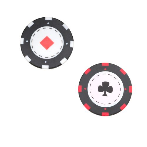 Image for Wilson Ultra™ Poker Chip Ball Markers from Academy