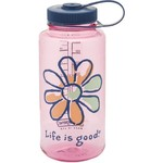 Life is good® 32 oz. Daisy Water Bottle
