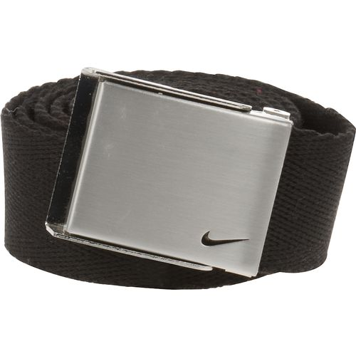 Nike™ Men's Swoosh Single Web Belt