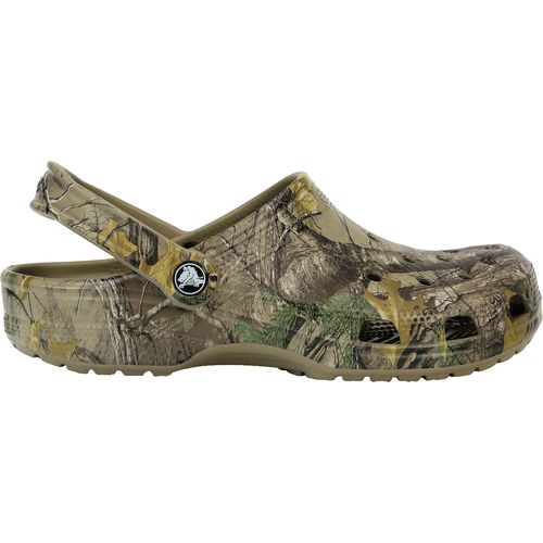 Crocs™ Adults' Realtree™ Classic Clogs