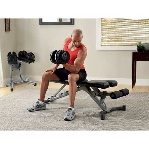 bowflex sport how to use